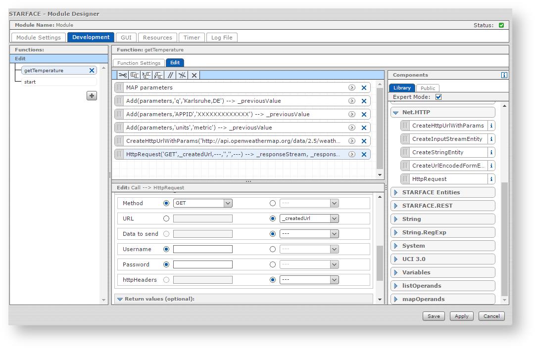 RestFull Webservices aus dem Modulsystem ansteuern am Beispiel einer ...